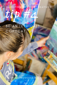 Be an ethical copycat