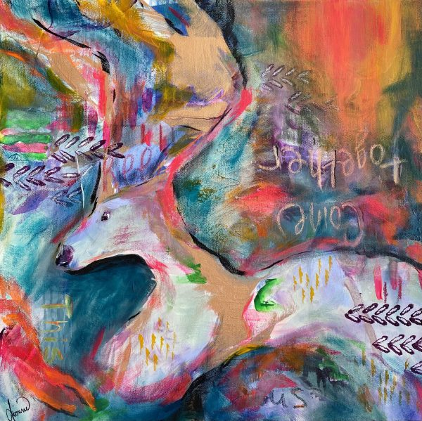 intuitive painting