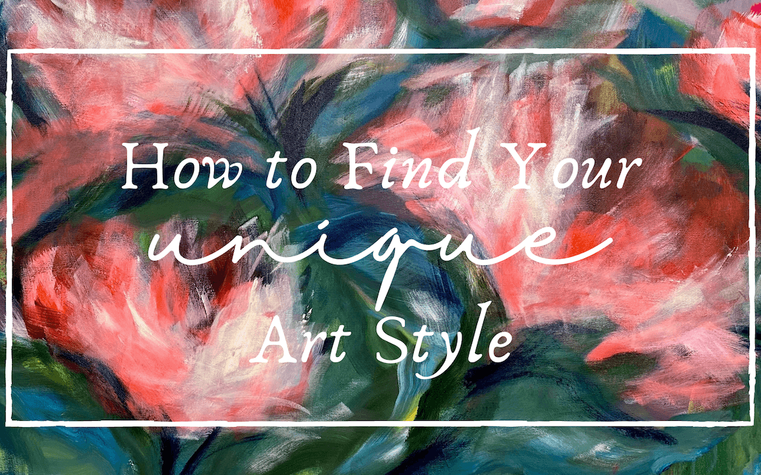 Finding Your Unique Art Style