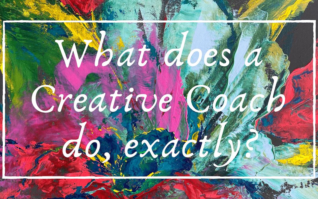 What is a Creative Coach