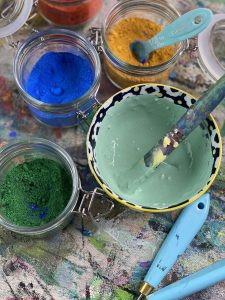 Irish Spring Color Recipe Components