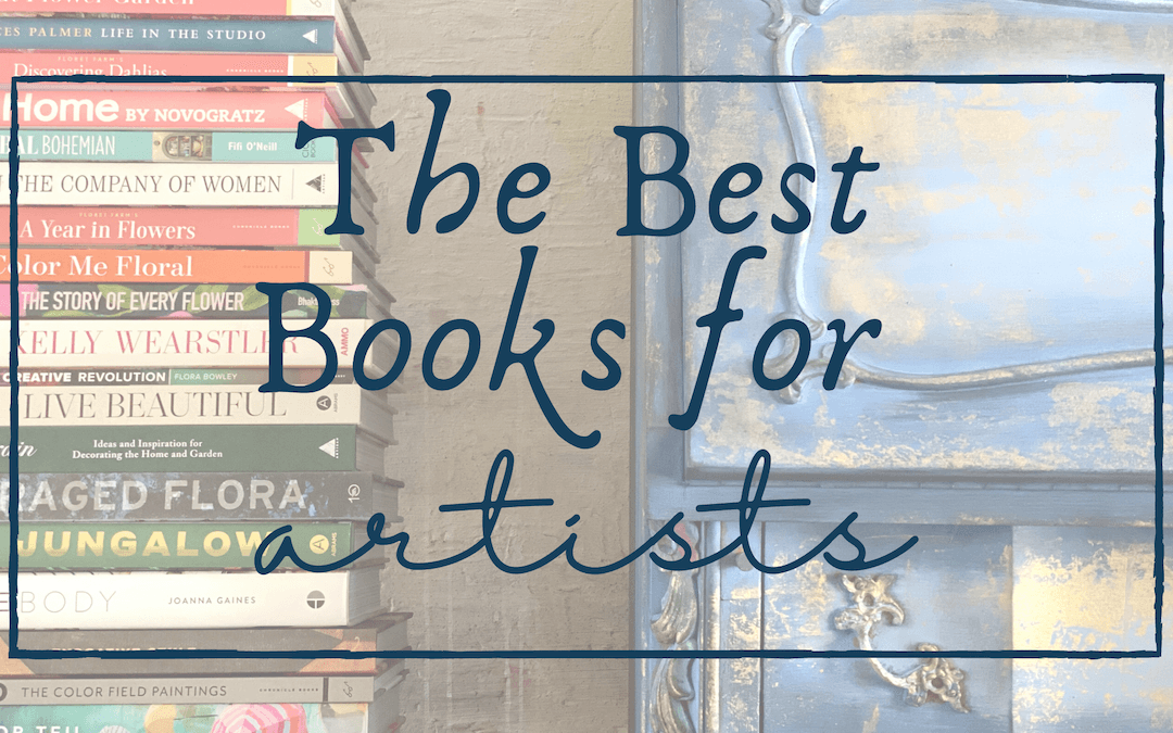 Books to Read for Artists
