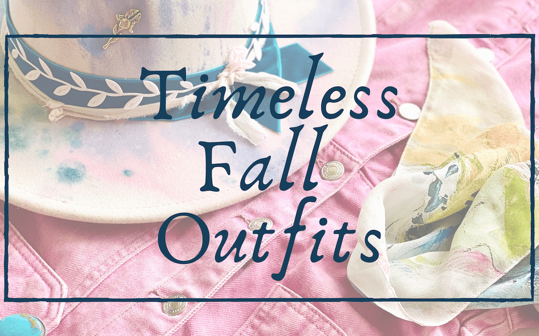 Timeless Fall Outfits